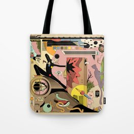 WACK Tote Bag