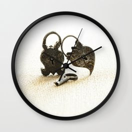 Support Wall Clock