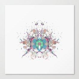 Inkdala LXV Canvas Print
