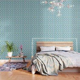 Bright Fish Silhouette Wallpaper