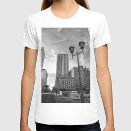 Black & White Downtown Phoenix T-shirt