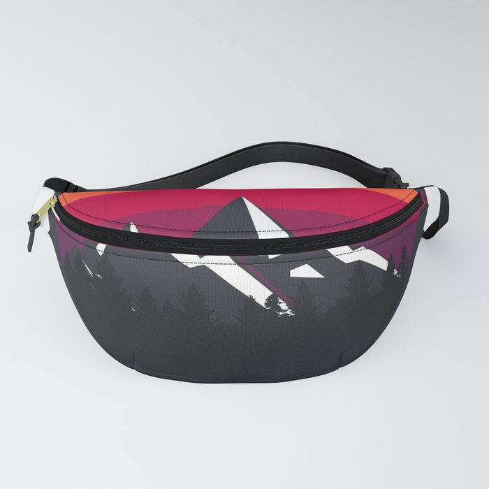 Adventure Venture Fanny Pack