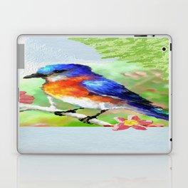 Baby Bird Laptop & iPad Skin