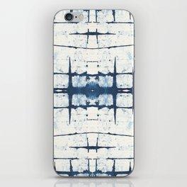 Faded Japanese Shibori iPhone Skin