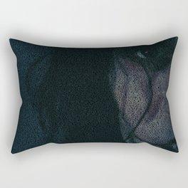The Crow Screenplay Print Rectangular Pillow