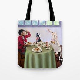 Boston Tea Party Tote Bag