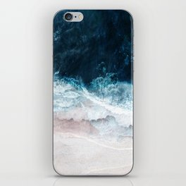 Blue Sea II iPhone Skin