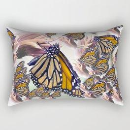 Transformation Rectangular Pillow
