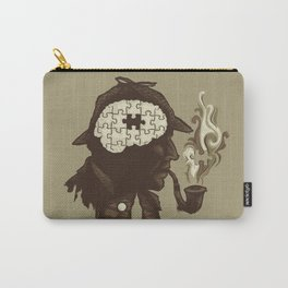 Puzzle Solved Carry-All Pouch