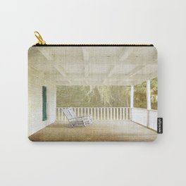 Empty Chairs Carry-All Pouch
