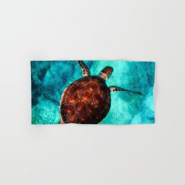 Marine sea fish animal Hand & Bath Towel