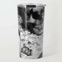 Aztec Skull 2 Travel Mug