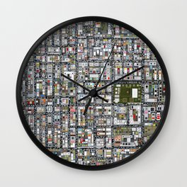 REGENT PARK Wall Clock
