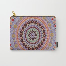 Southwest Summer Sunset Wish Board Mandala Carry-All Pouch