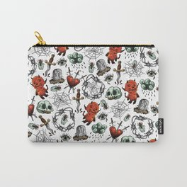 tattoo flash sheet Carry-All Pouch