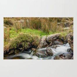 Tryfan Snowdonia National Park Rug