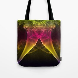Twisted Twisters Tote Bag