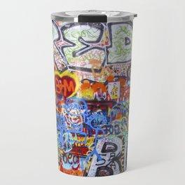 Prague's Wall Travel Mug