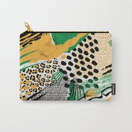 wild cats Carry-All Pouch