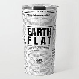 The Fake News Vol. 1, No. 1 Travel Mug