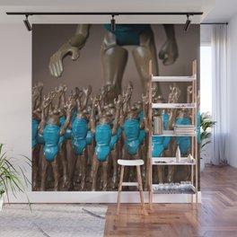 Cantina Deities – Hammerhead Wall Mural
