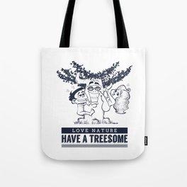 Treesome Tote Bag