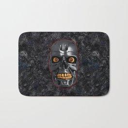 The Terminator: Metal Bath Mat