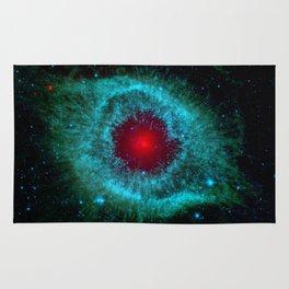 Helix Nebula (NASA's Spitzer Space Telescope) Rug