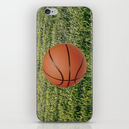 Countryside decree on Basket iPhone Skin