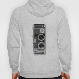 8mm Two Lens Camera Hoody