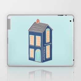 Little Townhouse Laptop & iPad Skin
