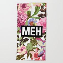 MEH Beach Towel