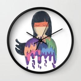 Layers Wall Clock