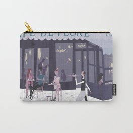 Cafe de flore Carry-All Pouch