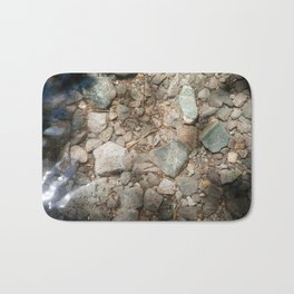 A Stream's Bedrock (Lake Tahoe, California) Bath Mat