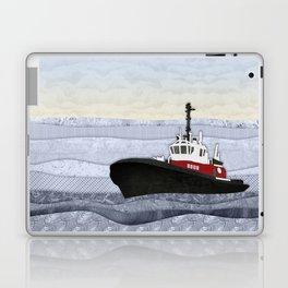 Tugboat Laptop & iPad Skin