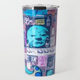 Seattle Post Alley Pop-Art Travel Mug