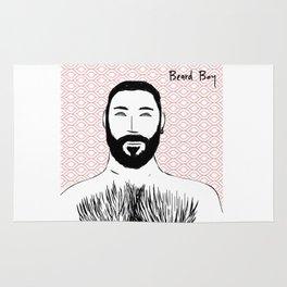 Beard Boy: Emilio Rug