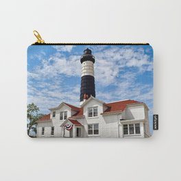 """Big Sable Point Lighthouse"" #2 Carry-All Pouch"
