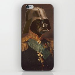 General Vader Class Photo | Fan Art iPhone Skin