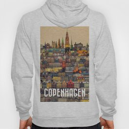 Copenhagen Facades Hoody