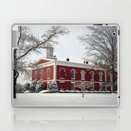 Side View of the Iron County Courthouse Laptop & iPad Skin