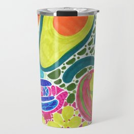Richness of nature Travel Mug