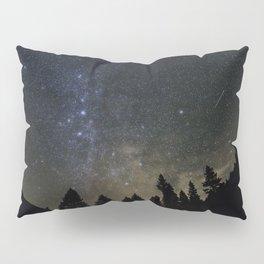 Orionids over Big Sky Pillow Sham