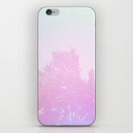 Pink Tree iPhone Skin
