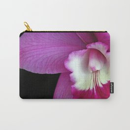 Laeliocattleya Orchid Carry-All Pouch