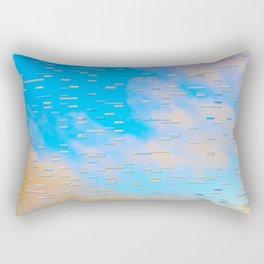Blip Rectangular Pillow