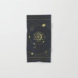 The Solar System Hand & Bath Towel