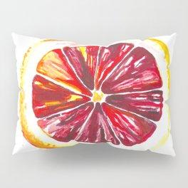 Blood Orange Pillow Sham