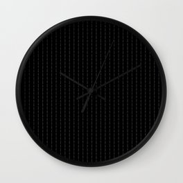Fuck You - Pin Stripe - conor mcgregor Wall Clock